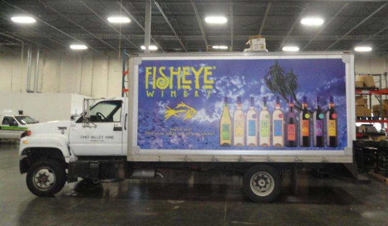 Truck Advertising Gallery Advertising Vehicles