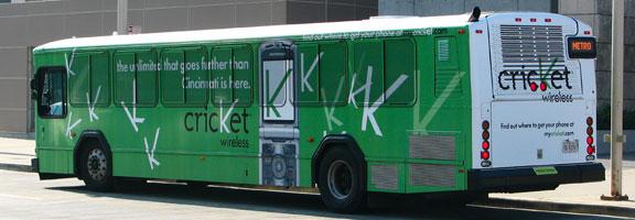 Transit Advertising Cincinnati