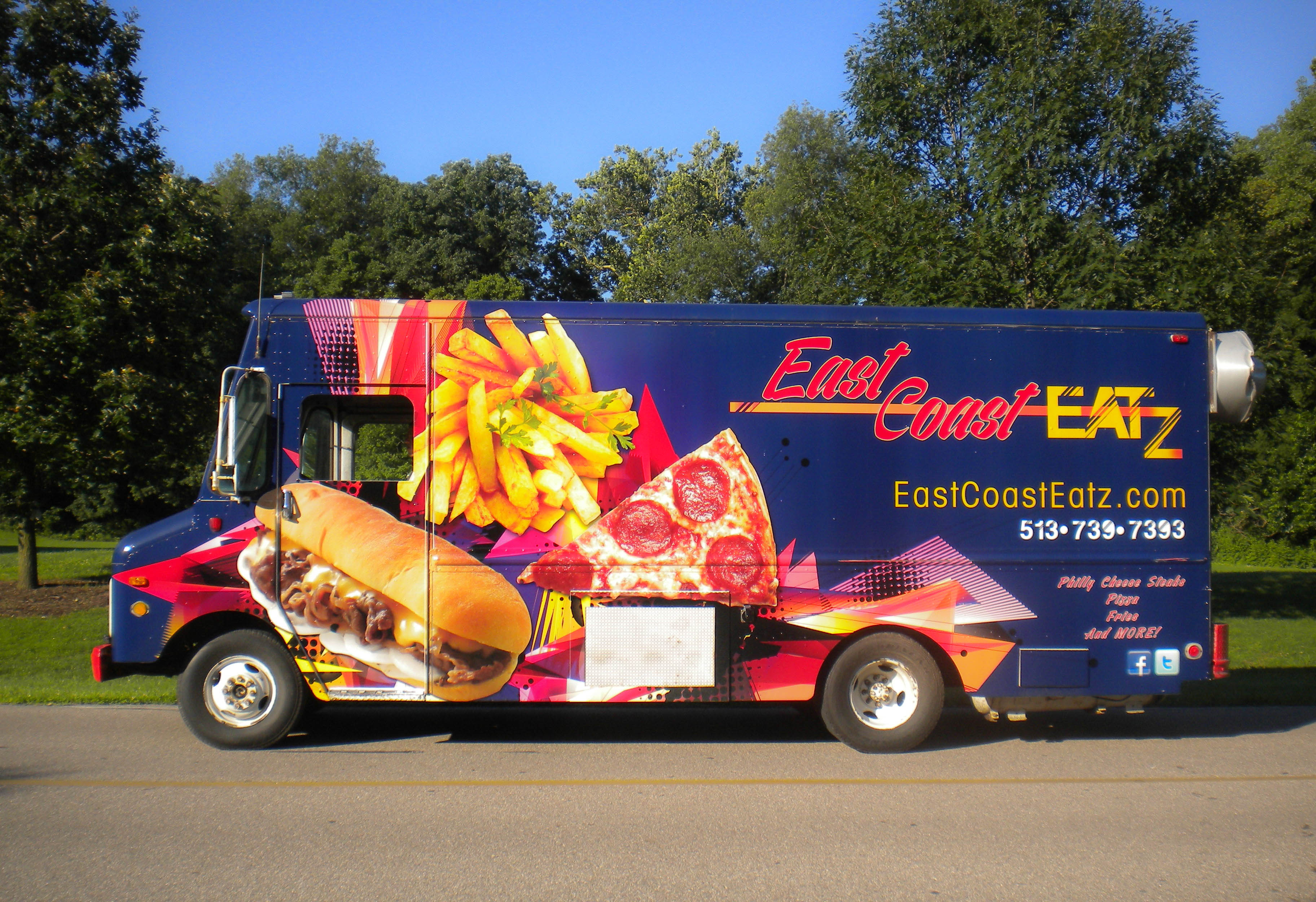 Vehicle Wrap Cost >> Food Truck Wraps, Food Truck Graphics, Food Truck Wrap Cost
