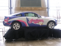 Vehicle Wrap Ads