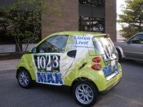 Mobile Vehicle Wrapping