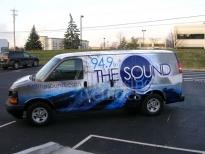 Van Advertising  Wrap Nashville