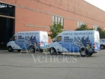 Box Truck Wrap Advertising
