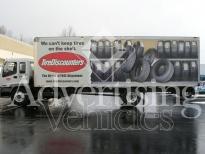 Truck Wrap Advertising