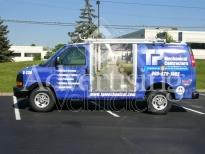 Van Advertising  Wrap