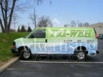 Ford Van Wrapping