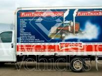 Box Truck Wrapping Cincinnati