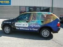Wrap SUV Advertising