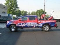 SUV Truck Wrapping Cleveland