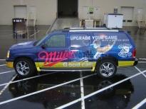 Radio SUV Wrapping
