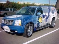 Customized SUV Advertising Cincinnati