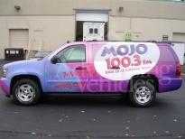Radio SUV Advertising
