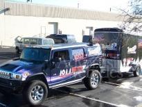 Blue Hummer Advertising Cleveland