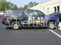 Dealer SUV Wrapping