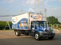 Truck Frame Advertising