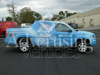 Dealer SUV Truck  Wrapping