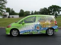 Smart Car Wraps Cincinnati