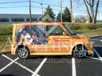 Radio Scion Wrap Advertising Cleveland