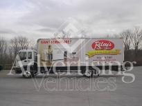 Truck Wraps Advertising