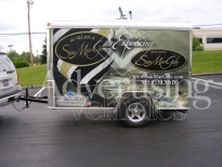 Horse Trailer Wrapping