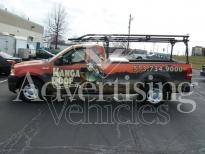 Dealer Advertising Wrap