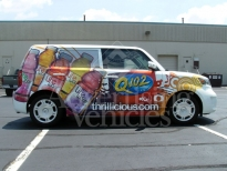 Scion Vehicle Wrapping