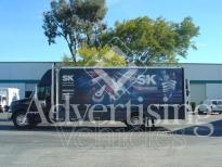 Mobile Marketing Truck