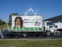 Truck Body Graphics