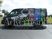 Van Wrap Graphics Cincinnati