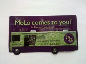 MOLO Business Card